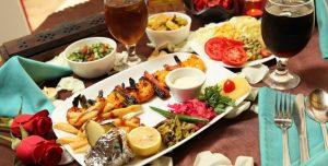 رستوران سالود کیش