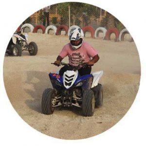 موتور چهارچرخ ATV 90cc