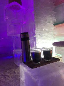 کافه یخی سانتی گراد کیش