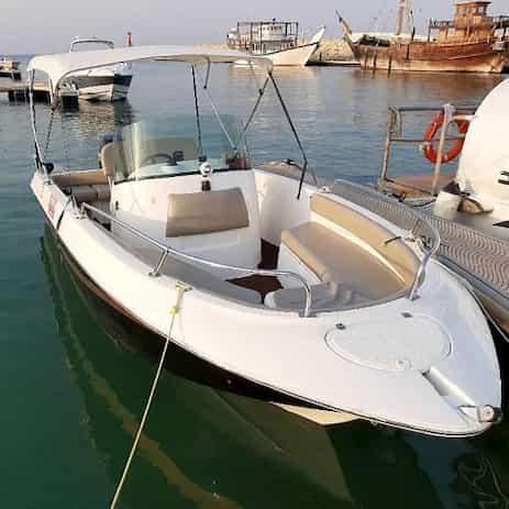 قایق stingray